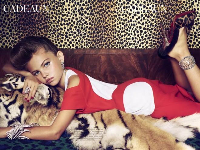 Enfant-mannequin-Vogue-Paris-Cadeaux