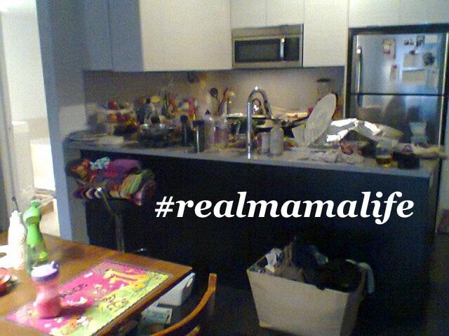 #realmamalife