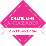Chatelaine Ambassador Button
